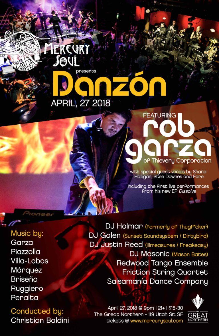 Danzon Poster